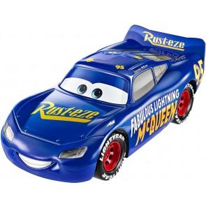 Cars 3 Veicolo Effetti Sonori 1:24 Saetta McQueen Blu