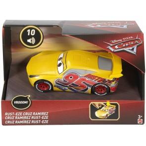 Cars Veicolo Effetti Sonori 1:24  Final Race Cruz