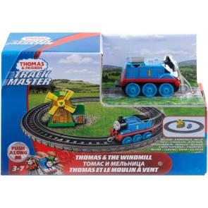 Track Master Il Trenino Thomas E Il Mulino