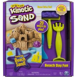 Kinetic Sand Set Spiaggia E Accessori