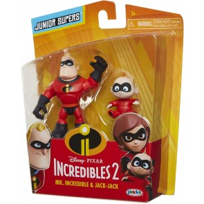 Gli Incredibili Mr Incredible e Jack