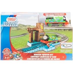 Track Master Il Trenino Thomas Torre Con Cisterna