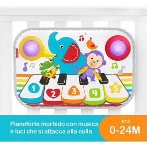 Smart Stages Kick and Play Piano Giocattolo Culla Neonati