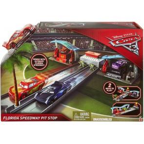 Cars 3. Playset Florida Speedway