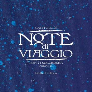 Note di viaggio Capitolo 2. Non vi succederà niente (Deluxe Edition) CD