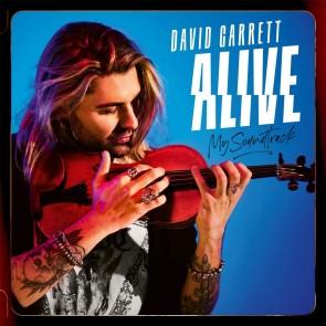 Alive. My Soundtrack CD