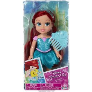 Disney Princess Bambola Petit Ariel 15 cm