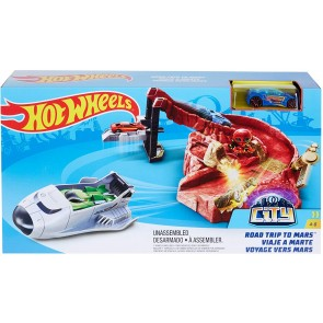 Hot Wheels Playset City - Shipyard Escape