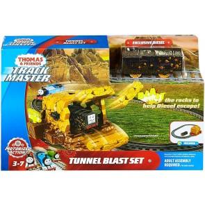 Il Trenino Thomas Trackmaster Esplosione Nella Miniera