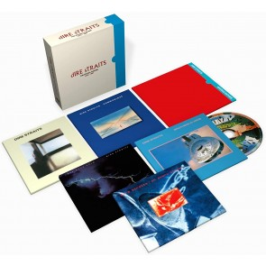 The Studio Albums 1978-1991 (Box Set) CD