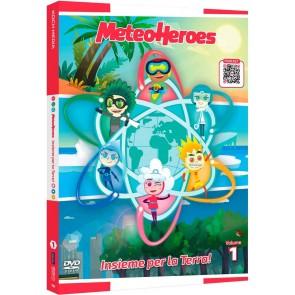 Meteoheroes vol. 1 DVD