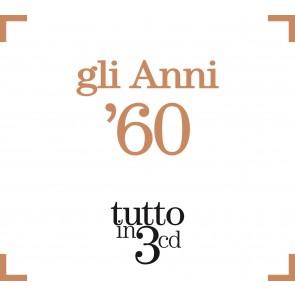 Gli Anni 60 Tutto in 3 cd (Box Set)