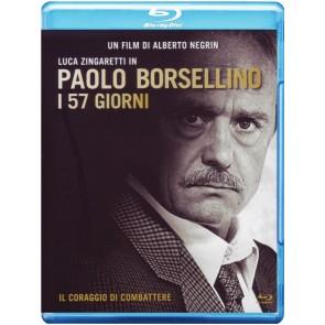 Paolo Borsellino. I 57 giorni Blu-ray