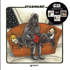 Darth Vader e figlio-Darth Vader e la principessa-Buonanotte Darth Vader