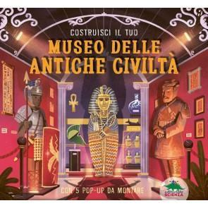 Costruisci il tuo museo delle antiche civiltà. Con 5 pop-up da montare