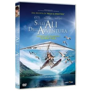 Sulle ali dell'avventura DVD
