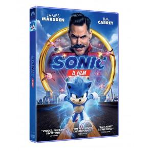 Sonic. Il Film DVD