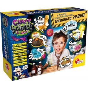 Crazy Science Il Grande Laboratorio Dello Scienziato Pazzo