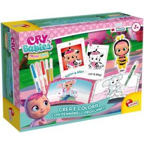 Cry Babies Coloring Pennarelli Profumati