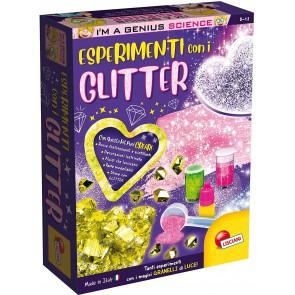 I'm a Genius Science esperimenti con glitter
