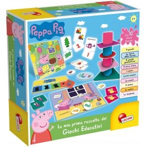 Peppa pig raccolta giochi educativi