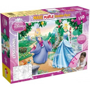 Disney Princess Puzzle Df Supermaxi 150 Cinderella
