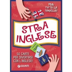 Strainglese. 50 carte per divertirsi con l'inglese! Con 50 Carte