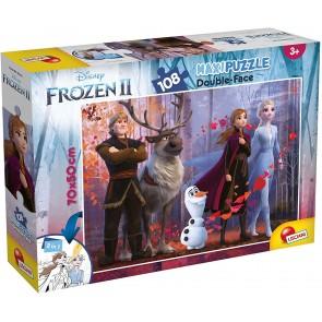 Puzzle Df Supermaxi 108 Frozen 2