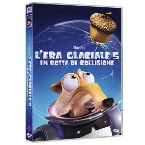 L'era glaciale 5. In rotta di collisione. Funtastic DVD