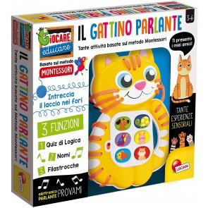 Giocare Educare Montessori Il Gattino Parlante