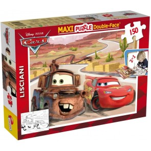 Disney Cars Puzzle Df Supermaxi 150 Cars