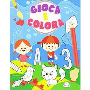 Gioca e colora. Ediz. a colori