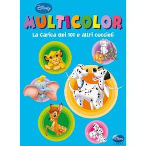 La carica dei 101 e altri cuccioli. Multicolor. Ediz. illustrata
