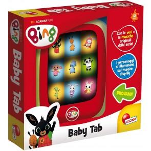 Bing baby tab gioca e impara