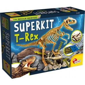 I'm a Genius Science super kit t-rex