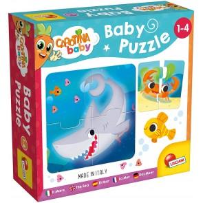 Carotina baby puzzle il mare