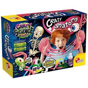 Crazy Science and Funny Crazy anathomy