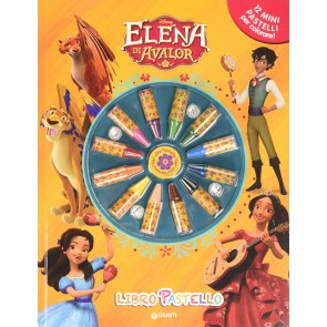 Elena di Avalor. Libro pastello