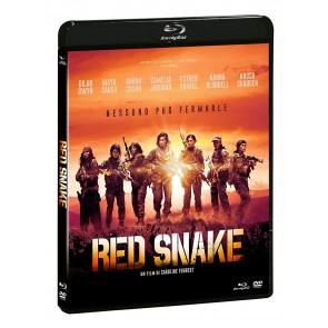 Red Snake DVD + Blu-ray
