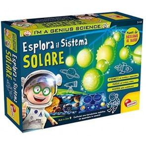 I'm a Genius Science Laboratorio Esplora Il Sistema Solare