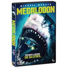 Megalodon DVD