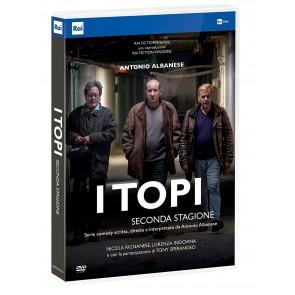 I topi. Seconda stagione DVD