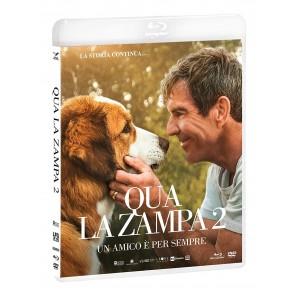 Qua la zampa 2. Un amico è per sempre DVD + Blu-ray