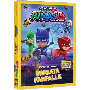 PJ Masks. Brigata farfalle DVD