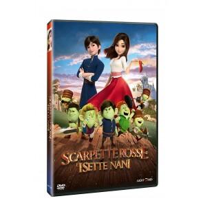 Scarpette rosse e i sette nani DVD