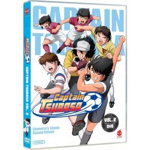 Captain Tsubasa vol.2 DVD