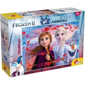 Maxipuzzle doubleface 60 Puzzle Df Supermaxi Frozen 2