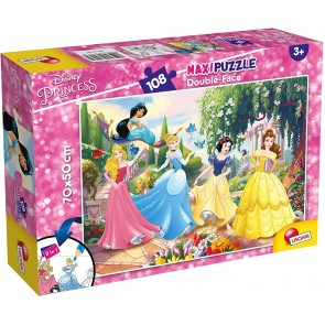 Puzzle DF Supermaxi 108 Principesse Disney