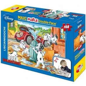 Puzzle Df Supermaxi 108 - 101 Dalmatians