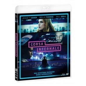 Corsa infernale DVD + Blu-ray